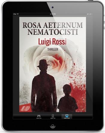 Rosa Aeternum Nematocisti - la copertina