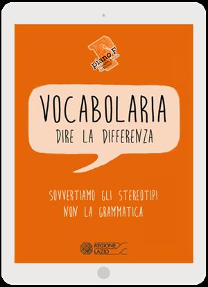 Vocabolaria - la copertina dell'eBook