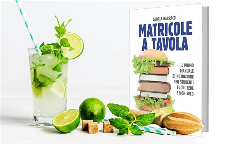 Matricole a tavola: il libro