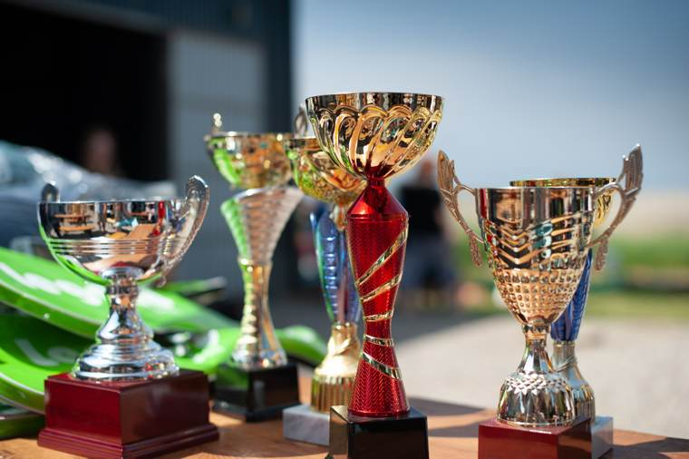 Per chi scrive e vuole partecipare a concorsi: una serie di coppe-premio