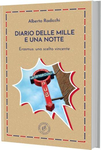 La copertina del libro di Alberto Radicchi
