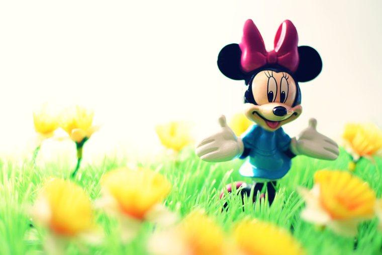 Minnie, uno dei personaggi di Walt Disney